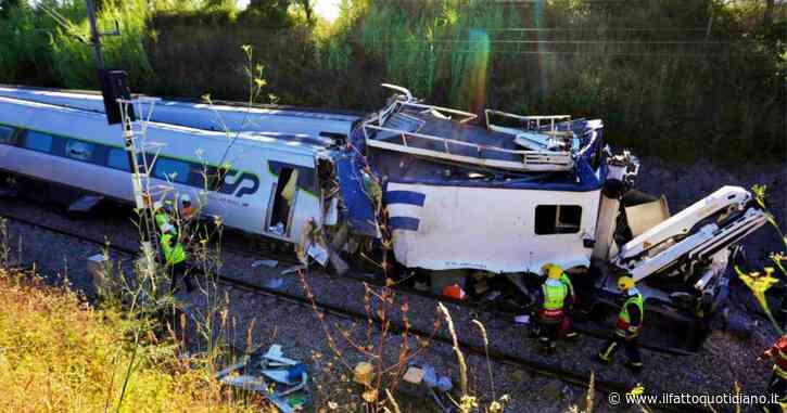 Portogallo, treno deraglia dopo scontro con un mezzo per la manutenzione: 2 morti e 7 feriti gravi