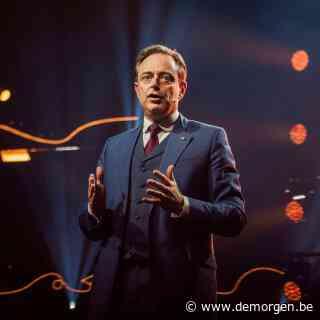 Bart De Wever (N-VA): 'Niemand is nog voorstander van MR'