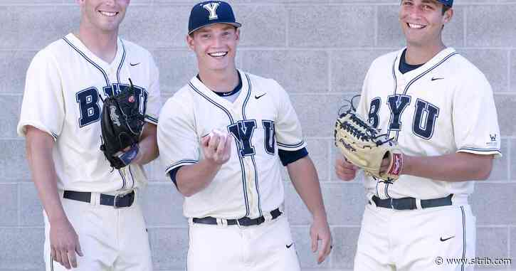 BYU pitcher Justin Sterner inks deal with Miami Marlins