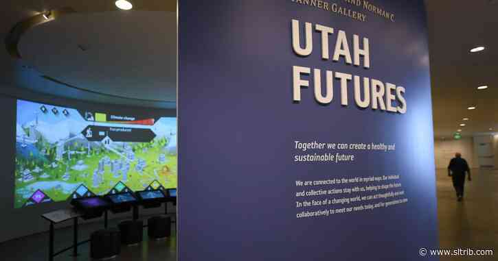 Davis Smith and Sarah Wright: Building back to a more sustainable Utah