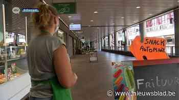 Geen mondmaskers in eet- en drinkzone in station Antwerpen-Centraal
