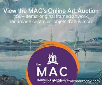 the MAC's Online Auction ENDS TOMORROW! | Dartmouth - Dartmouth Week