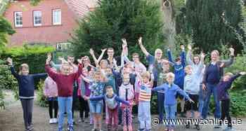 Kirche: 24 Kinder wachsen in Ferien wie ein Baum - Nordwest-Zeitung