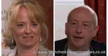Corrie fans horrified as creepy Geoff threatens Jenny