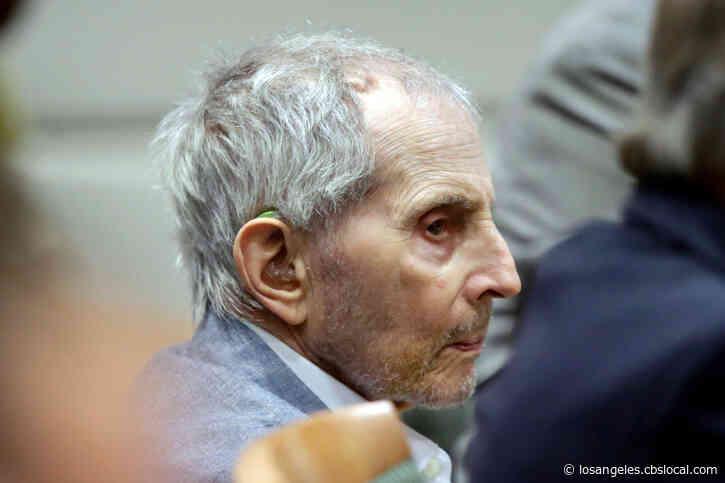 Robert Durst Murder Trial Postponed Again Until April 2021 Due To Pandemic