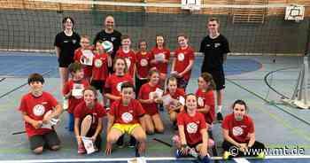 Volleyball: Tolle Spiele in Halle und Sand beim 1. VC Minden | Sportmix - Mindener Tageblatt