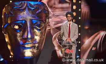 Inside the FIRST EVER virtual TV BAFTAs: Social-distancing, no audience, and no after party