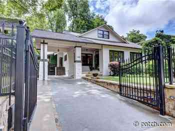 Just Listed: 4 Bedroom Midtown House Near Piedmont Park - Midtown, GA Patch