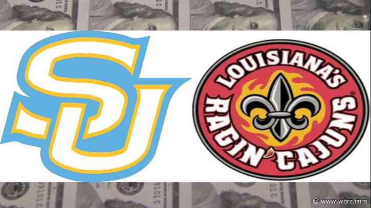 Southern, UL Lafayette to receive $300,000 in federal funding