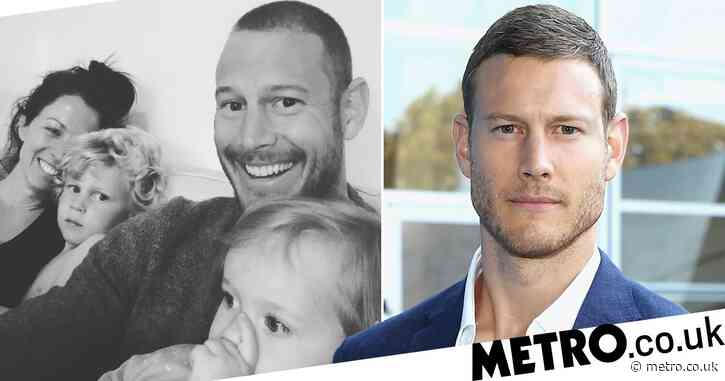 The Umbrella Academy's Tom Hopper and wife Laura open up on raising autistic son: 'His brain just works in a different way'