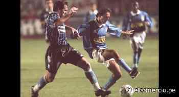 """Sporting Cristal: Julinho y los secretos del """"baile"""" a Mac Allister en la Copa Libertadores de 1997 - El Comercio Perú"""