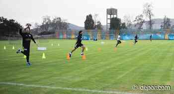 """Omar Merlo sobre los entrenamientos: """"Nos estamos preparando para ser un equipo muy intenso"""" - Diario Depor"""
