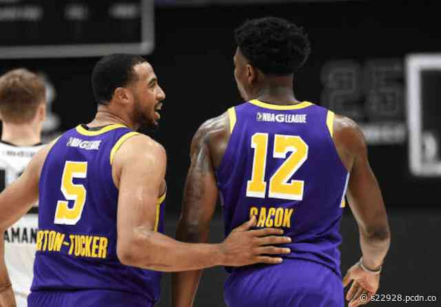 Lakers Youngsters Talen Horton-Tucker, Kostas Antetokounmpo & Devonate Cacok Continue Impressing