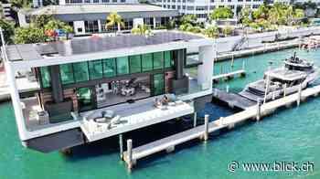 Luxus pur: Schwimmende Villa für 5 Millionen Franken - BLICK.CH