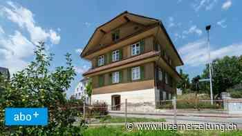 Buttisholz saniert für 1,6 Millionen Franken das erste Schulhaus der Gemeinde – einen Baukredit braucht es dafür nicht | Luzerner Zeitung - Luzerner Zeitung