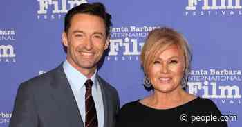Hugh Jackman Says Lockdown Brought Him 'Closer' to Wife Deborra-Lee Furness - PEOPLE