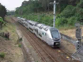 Mort d'un piéton heurté par un train entre Toulouse et Mazamet, la ligne SNCF interrompue en partie - actu.fr