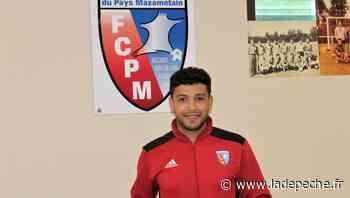 Mazamet. Florian Koob est le nouveau directeur technique de l'école de football - ladepeche.fr