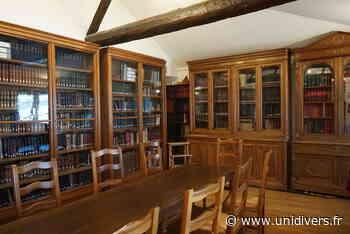 Présentation de la bibliothèque des Amis du Musée Musée de Bourgoin-Jallieu samedi 19 septembre 2020 - Unidivers