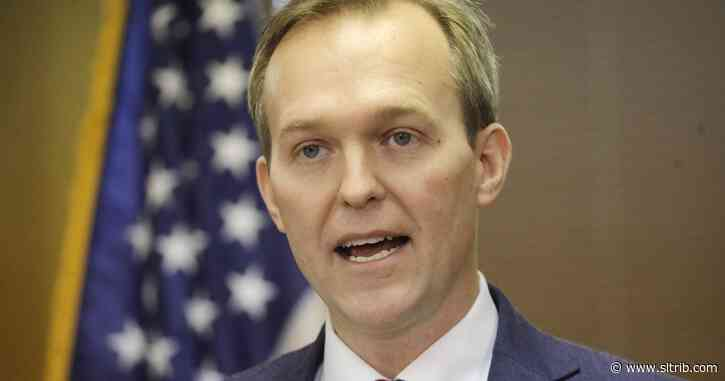 Utah Rep. Ben McAdams bucks fellow House Dems as they pass big spending bill