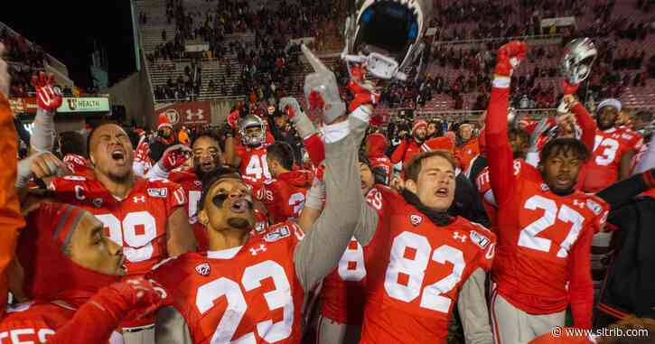 Utes to open at Washington State as Pac-12 releases 10-game football schedule