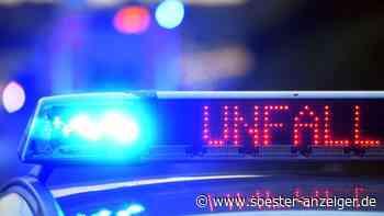 Mann aus Bad Sassendorf verursacht Unfall in Lippstadt mit hohem Sachschaden und verletzter Frau - Soester Anzeiger