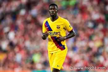 PSG: Un coup de fil pour Ousmane Dembélé fait saliver le Barça