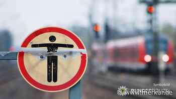 Poing: Abkürzung über Gleise - Bahn legt Vollbremsung ein - Merkur.de