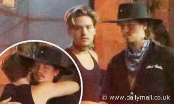 Dylan and Cole Sprouse hug after a night out in LA