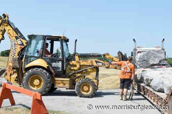 New look Morrisburg Waterfront - The Morrisburg Leader