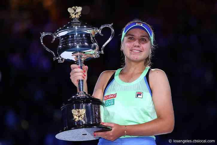 'Winning It Was The Best Feeling In The World': Sofia Kenin On 2020 Australian Open, World TeamTennis On CBS Sports