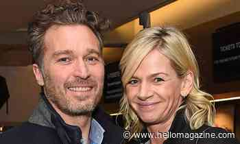 Zoe Ball drives fans wild with latest photo of her boyfriend