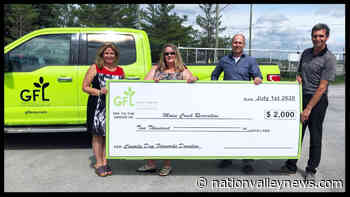 GFL Environmental helps ease COVID-19's Canada Day impact in Moose Creek - Nation Valley News