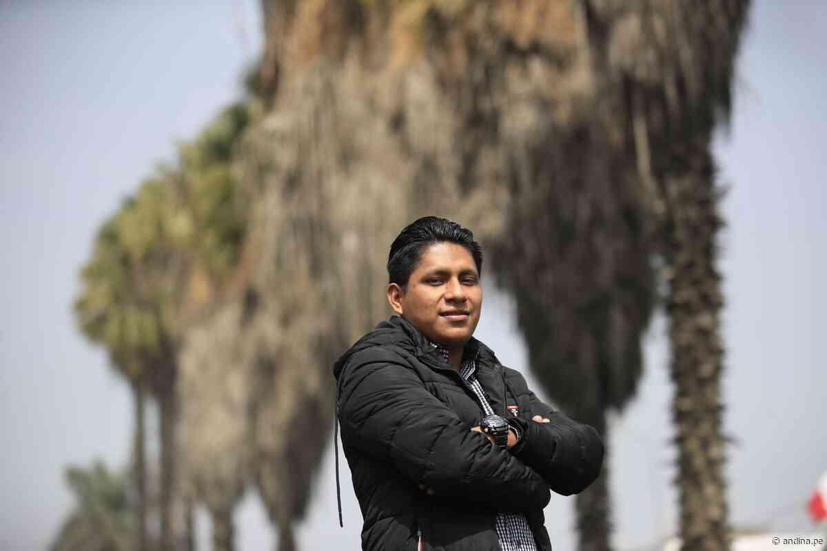 Patriotas del día a día: conoce a los jóvenes que trabajan a favor de sectores vulnerables - Agencia Andina