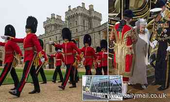 Coldstream Guards investigated by police after bar brawl with Queen's footmen near Buckingham Palace