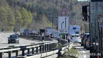 Ausflugsverkehr nimmt in Coronazeiten zu: Polizei kündigt verstärkte Kontrollen an - kreisbote.de