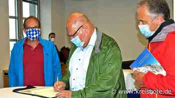 Besuch von Bundeswirtschaftsminister Peter Altmaier im Schneefernerhaus Zugspitze - kreisbote.de