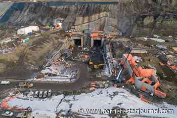B.C. Hydro's Site C set back by COVID-19, foundation changes - Barriere Star Journal