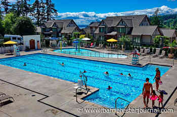 British Columbians overestimate their swimming abilities, survey finds - Barriere Star Journal