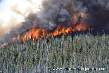 BC tackles wildfire prediction, new strategies to respond – Barriere Star Journal - Barriere Star Journal