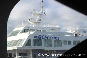 BC Ferries passengers travelling for medical reasons to get priority boarding - Barriere Star Journal