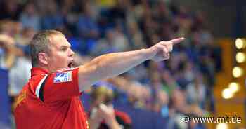 Handball: Dirk Beuchlers Schlussstrich und beruflicher Neuanfang | Handball - Mindener Tageblatt