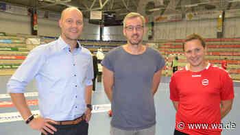 Neuer Torwarttrainer für Handball-Zweitligist ASV Hamm-Westfalen - wa.de