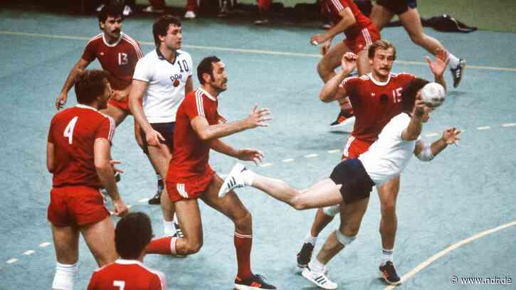 Einzigartig: DDR holt olympisches Handball-Gold - NDR.de