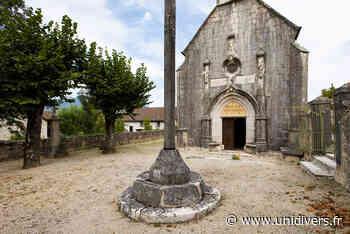 Découverte de l'église et du village de Flaxieu Église Saint-Maurice samedi 19 septembre 2020 - Unidivers