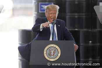 In Midland, Donald Trump calls Democrats a threat to Texas oil - Houston Chronicle