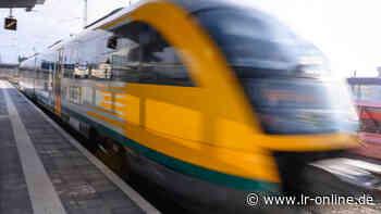 Ersatzverkehr per Bus: Züge zwischen Cottbus und Forst fallen aus - Lausitzer Rundschau