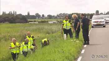 Letsel overleden meisje uit Marken vrijwel zeker door verkeersongeluk - NOS