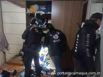 Operação Transformers é deflagrada nos municípios de Esteio, Sapucaia do Sul e São Leopoldo - Portal de Camaquã