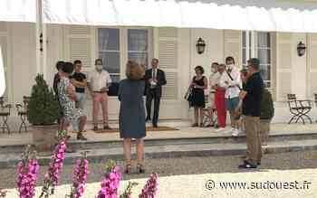 Cognac : Hennessy invite des soignants au château de Bagnolet - Sud Ouest